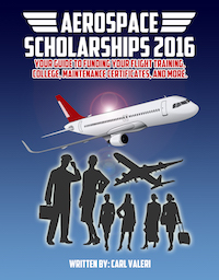 Aerospace Scholarships 2016 Cover 200